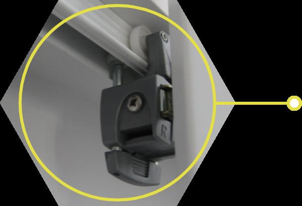 Bi-fold Door Mechanism